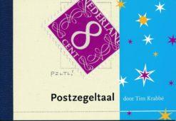 Nederland 2004 Postzegeltaal prestigeboekje PR5