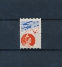 Nederland 1931 Fotomontage Koningin Wilhelmina NVPH LP 9