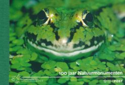 Nederland 2005 Natuurmonumenten prestigeboekje PR6