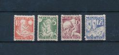 Nederland 1930 Kinderzegels NVPH R86-R89
