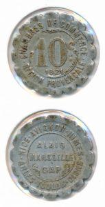Frankrijk 1921 10 cent