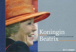 Nederland 2005 Zilveren regeringsjubileum prestigeboekje PR7