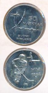 Finland 1982 50 markkaa