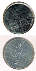 Finland 1971 10 markkaa