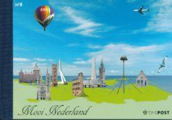 Nederland 2005 Mooi Nederland prestigeboekje PR8