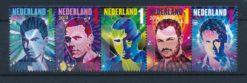 Nederland 2014 Nederlandse DJ's NVPH 3229-3133