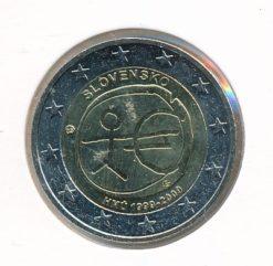Slowakije 2009 2 Euro Emu