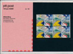 Nederland 1983 100 jaar ANWB PZM10