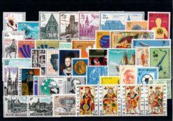Belgie 1973 Complete jaargang postzegels postfris