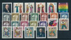Duitsland Berlijn 1970 Complete jaargang postzegels postfris