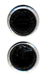 Nederland 1903 10 cent Wilhelmina