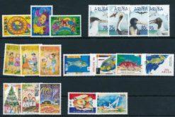 Aruba 2004 Complete jaargang postzegels postfris