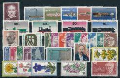 Duitsland Berlijn 1975 Complete jaargang postzegels postfris