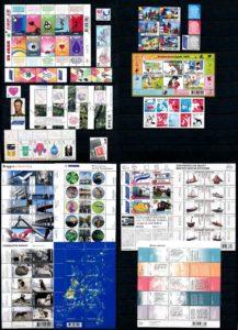 Nederland 2015 Complete jaargang postzegels postfris