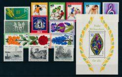 Duitsland Berlijn 1976 Complete jaargang postzegels postfris