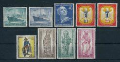 Duitsland Berlijn 1955 Complete jaargang postzegels postfris
