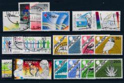 Aruba 1986 Complete jaargang postzegels gestempeld