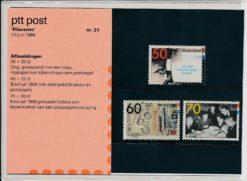 Nederland 1984 Filacento' PZM21