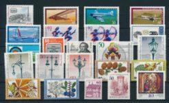 Duitsland Berlijn 1979 Complete jaargang postzegels postfris