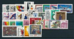 Duitsland Bondsrepubliek 1979 Complete jaargang postzegels postfris
