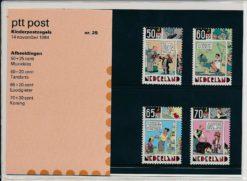 Nederland 1984 Kinderpostzegels PZM25