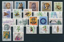 Duitsland Berlijn 1984 complete jaargang postzegels postfris