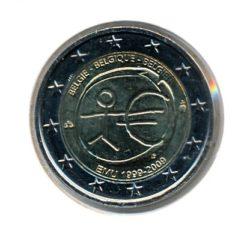 Belgie 2009 2 Euro Emu
