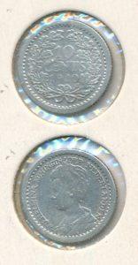 Nederland 1910 10 cent Wilhelmina