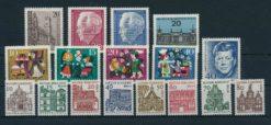 Duitsland Berlijn 1964 Complete jaargang postzegels postfris