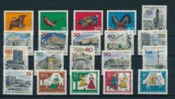 Duitsland Berlijn 1965 Complete jaargang postzegels postfris