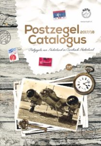 NVPH Postzegel catalogus Nederland 2017 - 2018 Junior catalogus