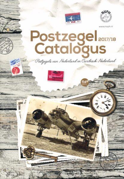 NVPH Postzegel catalogus Nederland 2017 - 2018 Junior catalogus 1