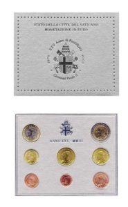 Vaticaan 2003 BU set