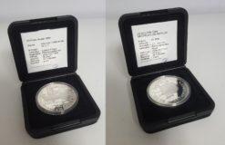 Aruba 1994 25 Florin zilver in doosje