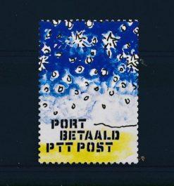 Nederland 2000 Port Betaald zegels Kerst NVPH BZ6