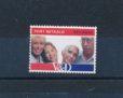 Nederland 2002 Port Betaald zegels Vroom en Dreesman NVPH BZ8