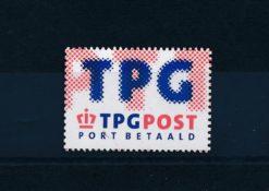 Nederland 2003 Port Betaald zegels TPG NVPH BZ9