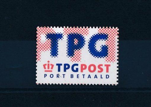 Nederland 2003 Port Betaald zegels TPG NVPH BZ9 1