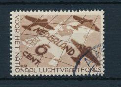 Nederland 1935 Luchtvaartfondszegel  NVPH 278