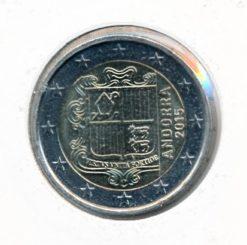 Andorra 2015 2 Euro