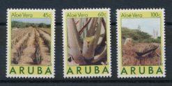Aruba 1988 Aloe Vera NVPH 37-39