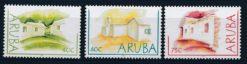 Aruba 2002 Lemen huisjes  NVPH 294-96