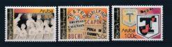 Aruba 2003 50 jaar de Trupialen  NVPH 297-99