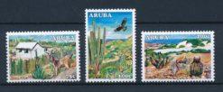 Aruba 2006 Natuurpark NVPH 369-71