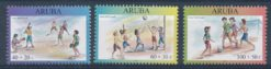 Aruba 2003 Kinderzegels NVPH 310-12