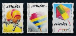 Aruba 1988 Kinderzegels NVPH 51-53