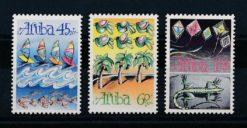 Aruba 1990 Kinderzegels NVPH 83-85