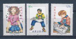 Aruba 2005 Kinderzegels NVPH 352-54