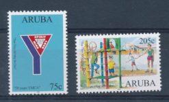 Aruba 2006 50 jaar YMCA NVPH 358-59