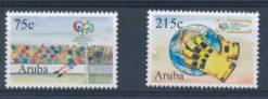Aruba 2006 Wereldkampioenschappen voetbal NVPH 361-62